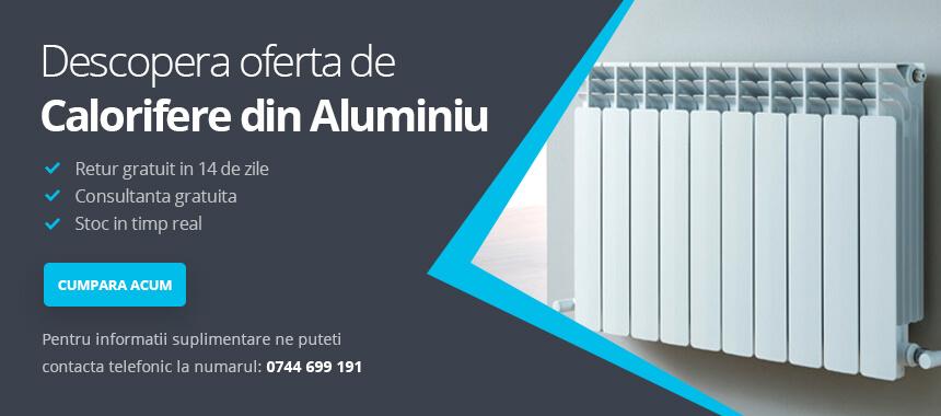 Calorifere din Aluminiu