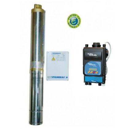 Pompa submersibila Panelli 95 PR6 N13 cu variator de turatie HydroController Hcw MM Standard 12A