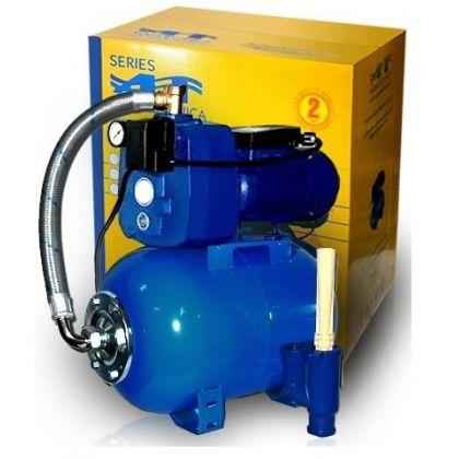 Hidrofor cu ejector Combi 150 cu vas de 100 litri