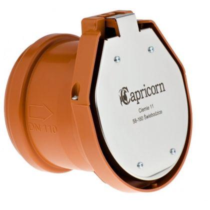 Clapeta de sens pentru canalizare de capat 110 mm