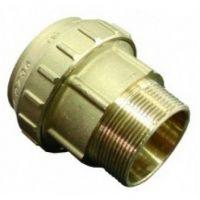 Mufa rapida PVC 50X1''1/2 FE