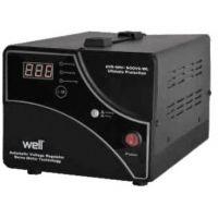 Stabilizator de tensiune cu servomotor 10 kva-6kw WELL