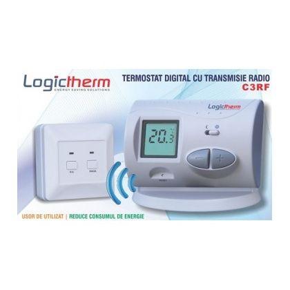 Termostat de ambianta C3RF LOGICTHERM
