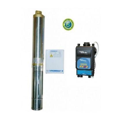 Pompa submersibila PANELLI 95 PR14 cu variator de turatie HydroController Hcw MM standard 12A