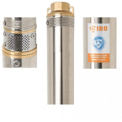 Pompa submersibila multietajata Ibo 3`` STM 20